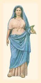 Roman woman wearing a Stola and Palla Rome Fashion, Fashion History, Fashion Women, Historical Costume, Historical Clothing, Ancient Roman Clothing, Rome Costume, Roman Dress, Roman Clothes