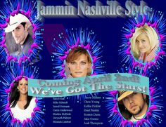 Autographed CDs and more from Nashville stars - Bloggers join us :)