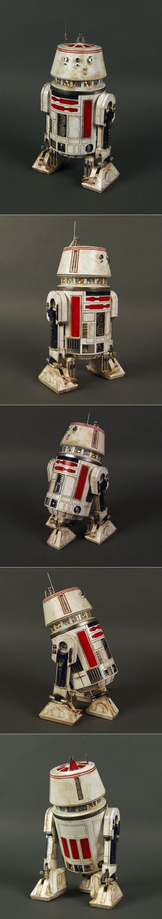 Sideshow Collectibles 1/6th scale R5-D4