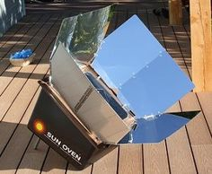 The Sun Oven solar cooker is gaining popularity. By harnessing the power of the sun, you keep the heat out of your kitchen, save money, and reduce emissions! Watch the video review. #SimplyCanning #SunOven