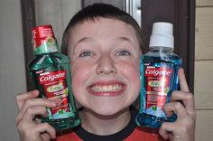 Hope In Every Season: Putting Our Best Smile Forward with Colgate Total Mouthwash #TotalSmile #cbias