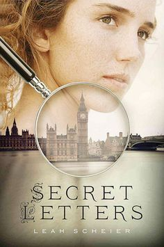 Secret Letters by Leah Scheier reviewed at Book Aunt