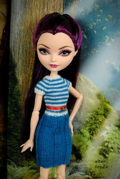 Ever after high Monster high doll dress dolls dolls by toyZZ