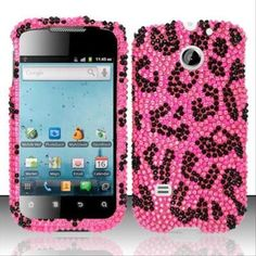 Buy Pink Leopard FPD Design for HUAWEI Huawei Ascend 2 M865 NEW for 7.31 USD | Reusell