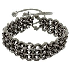 Industrial Bracelet! Great Father's Day Inspiration