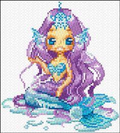 free mermaid chart