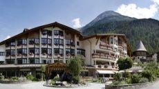 Das Best Wellness Central Spa Hotel Sölden im Ötztal/ Tirol/ Austria/ Copyright: Best Wellness Hotel Central