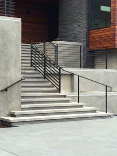 Aluminum Flat Bar - Deck Rail