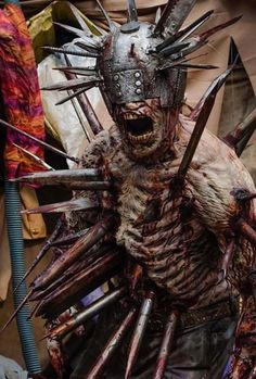 Winslow, awesome character design from the Walking Dead