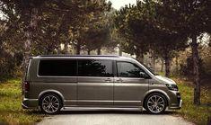 Cars Tuning Music: Volkswagen Multivan V. Volkswagen Transporter, T5 Bus, Vw T5, Vw Transporter Conversions, Caravelle T5, Vw Modelle, Combi Wv, Big Van, Mercedes Benz Vito