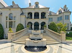 Image result for exterior stairs  mansion