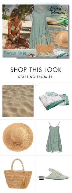 """25/8/2017"" by barbara-gennari ❤ liked on Polyvore featuring Heller, Hermès, WithChic, Atelier Fixdesign, Sun N' Sand and Sanayi 313"