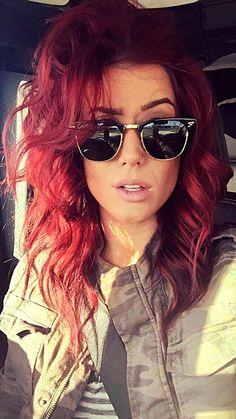 Can I plz have Chelsea Houska's hair color?