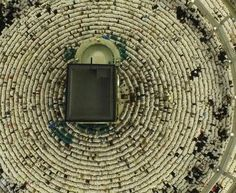 Geography- This is an aerial view of the Kaaba in Mecca Saudi Arabia. Mecca is the holiest city in Islam. The Kaaba is believed to have been built by Abraham and his son Ishmael. Ishmael is believed to be the founder of Islam and the Kaaba is believed to be the first mosque, or Muslim place of worship. Thousands of Muslims flock to Mecca each year on a pilgrimage to see holy sites such as the Kaaba.