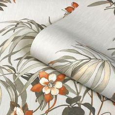 Wallpaper Grey Glitter Wallpaper, Wood Effect Wallpaper, Orange Wallpaper, Tropical Wallpaper, Luxury Wallpaper, Contemporary Wallpaper, Tree Wallpaper, Colorful Wallpaper, Specialist Paint