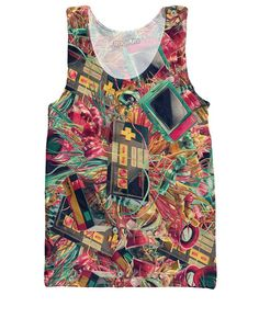 Retro Gamer Tank Top So many good tank tops, such little time! Shop with us! http://shoutbox.shop/products/retro-gamer-tank-top #shoutboxshop #fashion #onlinestore #store #support #amazing #awesome #love #cool #retro #gamer #thinkdifferent #becool