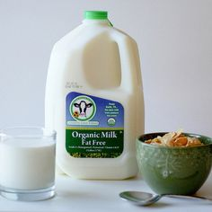Buy organic milk instead of regular: It lasts a whole lot longer. Not only is organic milk antibiotic- and hormone-free, it's also processed differently to last longer. It might cost more upfront, but you won't end up throwing away half the carton four days after you bought it. - Way To Waste Less Food