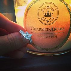 Charmed Aroma - Jewelry Candles and Bath Bombs! Charmed Aroma Candles, Bath Bombs With Rings, Diamond Candles, Jewelry Candles, Charm Rings, Birthday List, Scented Candles, Beautiful Rings, Bath And Body