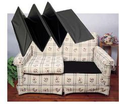 How to Fix Sagging Sofa Cushions. Sofas that are well-worn and used often may develop sagginess in their cushions. Sagging sofa cushions are uncomfortable and unsightly. However, there are a few different ways you can fix this problem. Old Sofa, Sofa Couch, Couch Set, Couch Cushions, Sofa Seats, Furniture Repair, Kids Furniture, Rococo Furniture, Upholstered Furniture