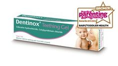 Dentinox Teething Gel - Best Baby & Toddler Health (Bronze)