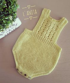 Tricot Baby, Newborn Crochet, Diaper Covers, Baby Knitting, Crochet Top, Crochet Patterns, Rompers, Tulum, Irene