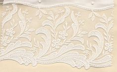 Italian Lace bed Linens
