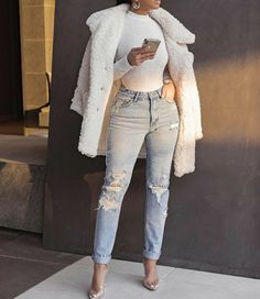 Boujee Outfits, Cute Casual Outfits, Casual Chic, Stylish Outfits, Dress Casual, Casual Fall, Smart Casual, Winter Fashion Outfits, Fall Winter Outfits
