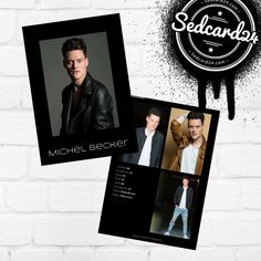 Sedcard of Michel by Sedcard24.com   ____________________________ #sedcard #sedcards #setcard #femalemodel #berlinmodel #berlinmodels  #männermodel #modelbook  #modelbooking #modelagency #modelagentur #compcard  #casting #sedcardshooting #modelmappe  #modeln #fotoshooting #setcards