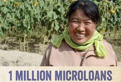 We have now funded 1 MILLION MICROLOANS worldwide, empowering impoverished individuals in 65 countries to lift themselves out of poverty by starting or expanding home-based businesses.  It takes all of us working together to make this kind of impact. Thank you to everyone who has helped us reach this milestone and to Whole Foods Market for starting it all! #wholefoods #microfinance #alleviatepoverty #wholeplanet