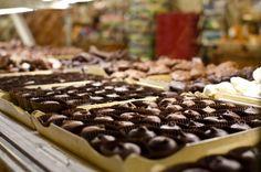 Treats of - Discover Kalamazoo Off The Map, Ice Cream Parlor, Michigan, Sweet Treats, Child, Candy, Chocolate, Breakfast, Garden
