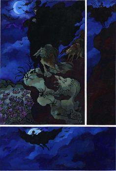 Alberto Breccia - Dracula