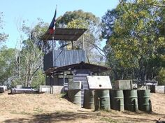 National Paintball Fields in Blacksoil, | Paintball Field Details