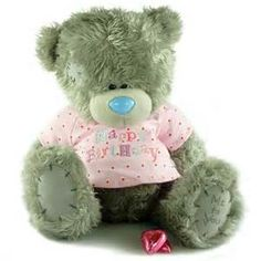 HAPPY BIRTHDAY Tatty Teddy Me To You Bear Gift From Girly Gifts