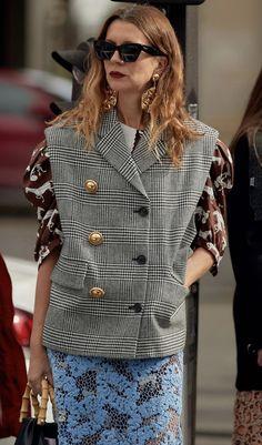 Star Fashion, Look Fashion, Fashion Outfits, Womens Fashion, Cool Street Fashion, Street Style, Spring Summer Fashion, Autumn Fashion, Mature Fashion