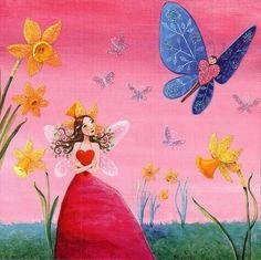 ...e a borboleta voou. Dani Cabo