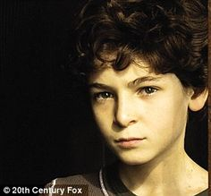David Mazouz - Love this kid in the new TV show TOUCH.  It is amazing.