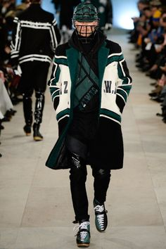 KTZ's 2016 Fall/Winter Collection Is Somber and Collegiate