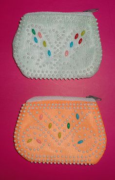 Vintage Coin purses / Monederos | Flickr - Photo Sharing!