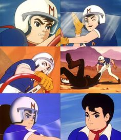 HOW TO SURVIVE IN SPEED RACER'S WORLD:  {Avoid}: 1. Extreme racing  2. Folks w/funny names 3. Stunt car teams 4. Exotic locales 5. Driving in cities, lonely roads, caves, & mountain passes. 6. Traveling scientists 7. Families of car fatalities 8. Weird vehicles 9. Cosplaying the Racer clan 10. Speed Racer (even if you like him!) // {Accept}: ALL warnings from Racer X.  --- Peace