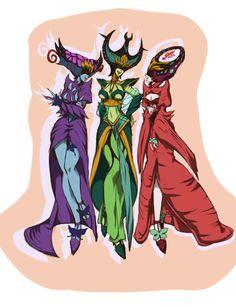 Avatar's art: adreamcalledeternity - Bayonetta - I ship Bayojan - sometimes NSFW