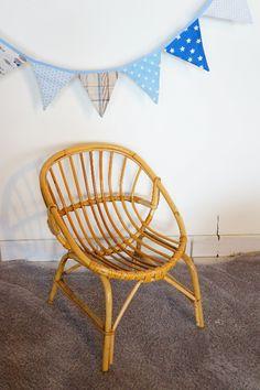 CHAISE ENFANT ROTIN  : en vente sur le site www.weartgalerie.com