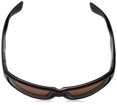 Costa Del Mar Tuna Alley Sunglasses, Tortoise, Copper 580 Glass Lens
