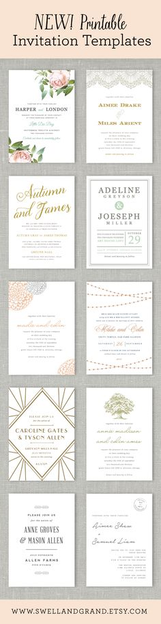 Exclusive Image of Free Printable Wedding Invitation Templates For Word Free Printable Wedding Invitation Templates For Word 66 New Free Printable Wedding Invitations Templates Pictures Autos Free Printable Wedding Invitations, Printable Invitation Templates, Wedding Invitation Wording, Wedding Stationary, Printable Invitations, Invitation Design, Invitation Ideas, Invite, Save The Date Karten