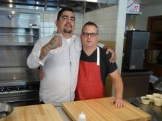 For Chef Aarón Sánchez, Mexican food is love. And tacos? Find out more on Taco Trip Tuesdays at 9:30pm.