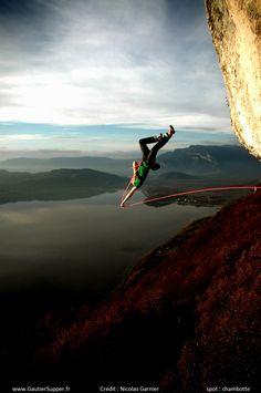 La Chambotte, Aix-Les-Bains on i love climbing
