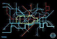 Tron Map