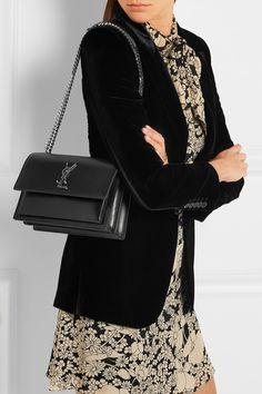 Saint Laurent - Sunset medium leather shoulder bag 49ae2d8b60988
