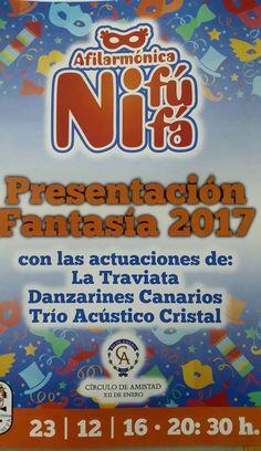 Grupo Mascarada Carnaval: Presentación fantasía Ni Fu Ni Fá 2017