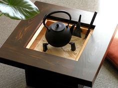 Hibachi, Japanese traditional heating device