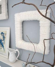 Yarn frames!